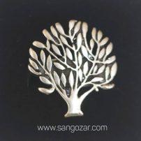 انگشتر ورشو مدل درخت زندگی sz13228